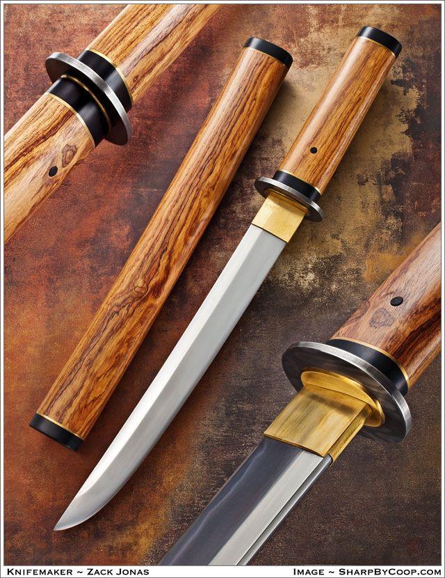 Fixed blade by Zachary Jonas