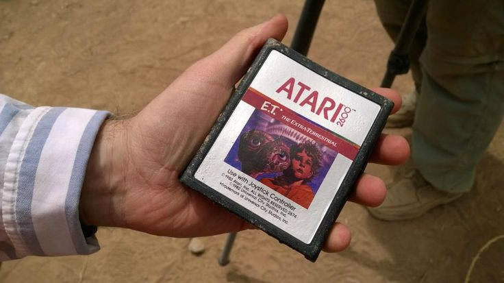 ET found in New Mexico, GTA 5 takes to the skies, Minecraft blows our blocky minds | 31 years later and we're still rubbing it in Atari's face. Buying advice from the leading technology site