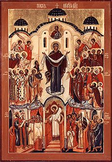Protection of the Mother of God - OrthodoxWiki