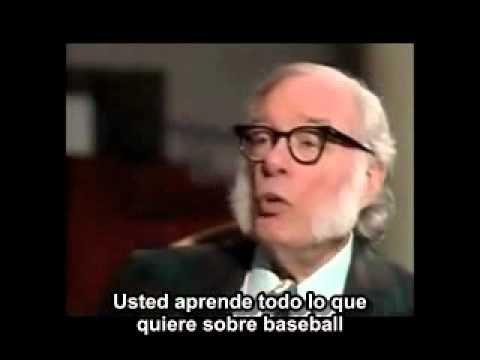 Isaac Asimov previendo el impacto de Internet - YouTube