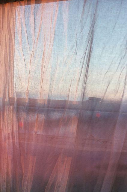 see trough curtains