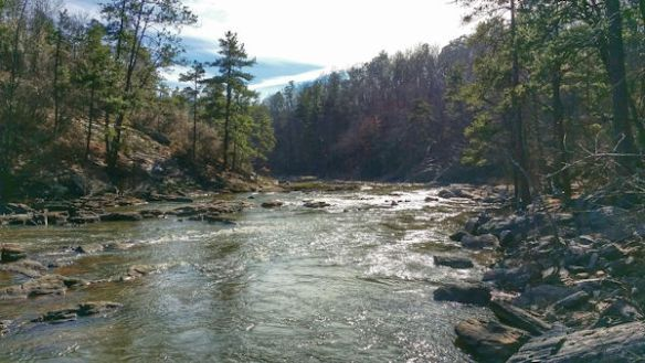 3 Secrets of Sweetwater Creek State Park