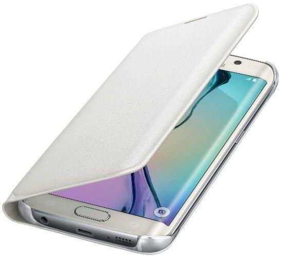 Samsung galaxy s6 edge with case