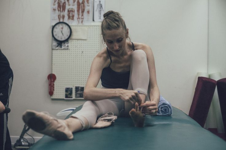 Ashley Laracey - A Day in the Life of NYCB Ballerina - Elle