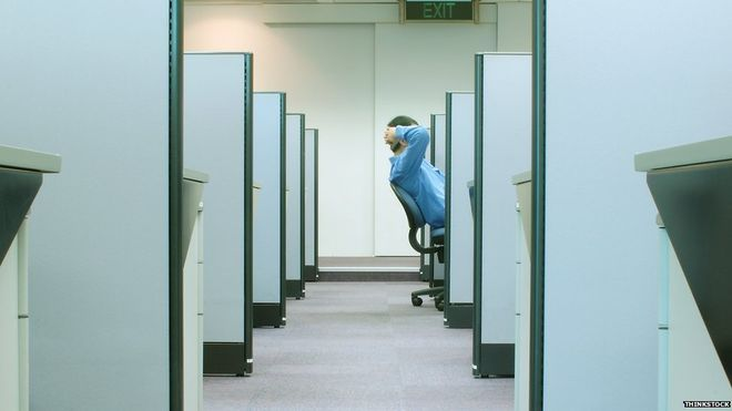 Why Do People Waste So Much Time at the Office?