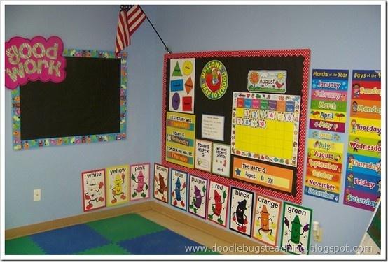 Preschool Classroom Design Tools ~ Best circle time bulletin board ideas images on