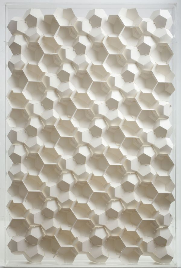 Perfect, Immaculate 3D Paper Patterns Made With No Glue | Jeannie Huang