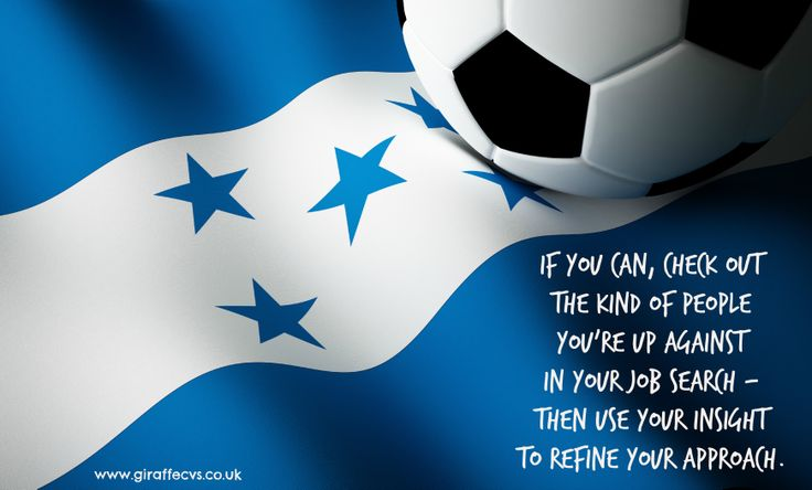 Anyone watching the England vs. Honduras pre-World Cup friendly later tonight?  This tactic can be applied to your job search too.