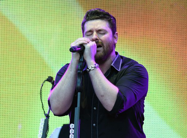 Chris Young Photos Photos - Singer/Songwriter Chris Young performs during Happy Valley Jam 2017 in Beaver Stadium on the campus of Penn State University.  July 8, 2017 in State College, Pennsylvania. - Happy Valley Jam 2017