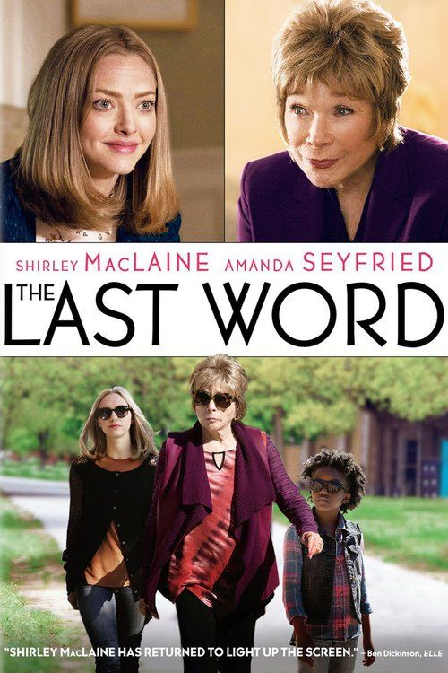 Watch The Last Word (2017) Full Movie Online Free