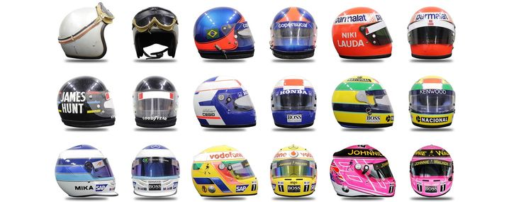 McLaren Formula 1 driver helmets through the ages. Relive some epic memories from the past as McLaren take you through a journey of F1 driver helmets through the years.