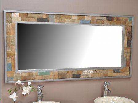 17 meilleures id es propos de grands miroirs de salle de. Black Bedroom Furniture Sets. Home Design Ideas