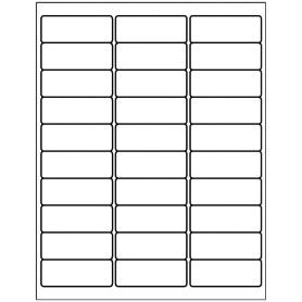 Mailing Label Word Template