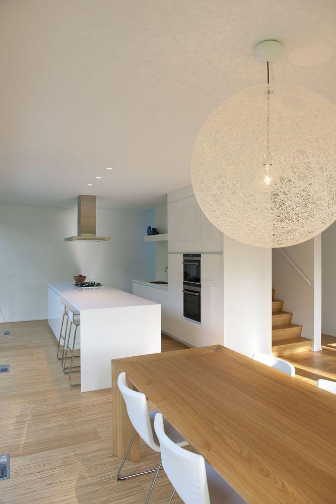 En images: une maison compacte qui donne une énorme sensation d'espace
