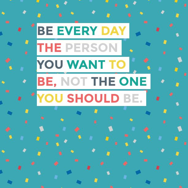 #quote #be yourself #person
