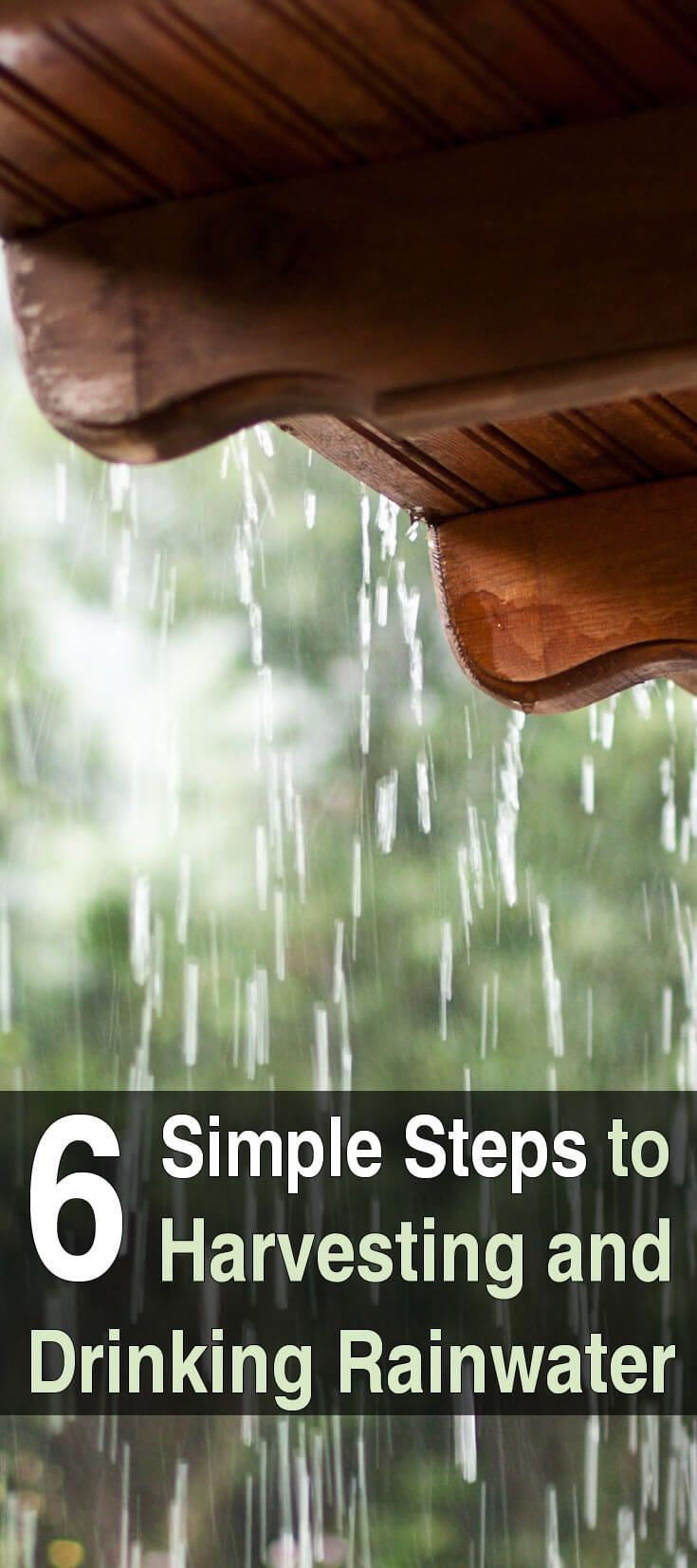 Harvesting rainwater is an ability any long-term prepper should have. However, there are more considerations than you might expect.