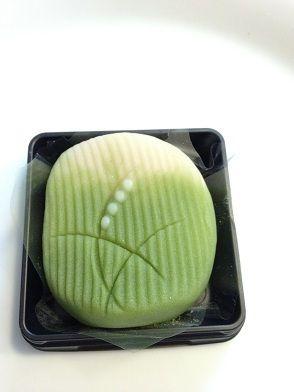 Japanese Matcha Sweet