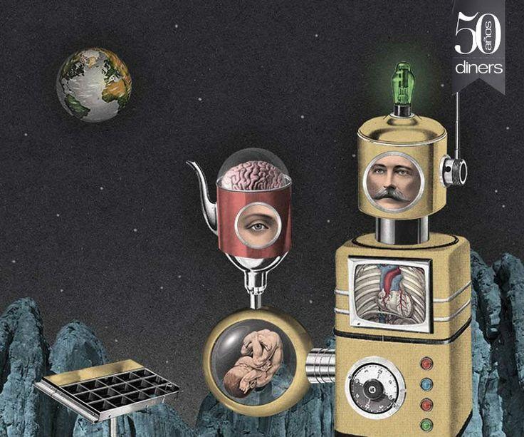 Los protagonistas del futuro interestelar