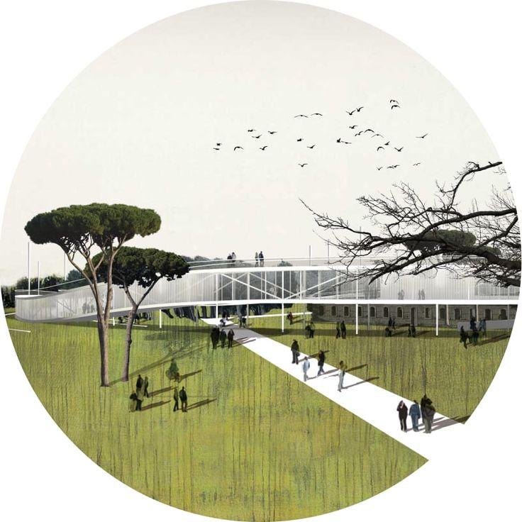 openact architecture · BANDIRMA DESIGN PARK | WINNER