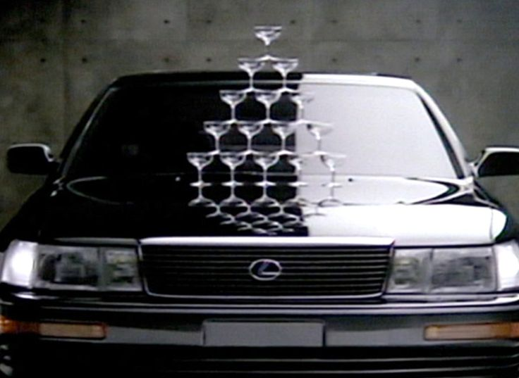 The LS 400 captured the imagination with an advertisement that spotlighted a new depth of quality and refinement. More than a vehicle, the LS was the genesis of Lexus' DNA: a steadfast refusal to compromise and a constant challenging of perceptions, all part of a relentless pursuit of perfection.
