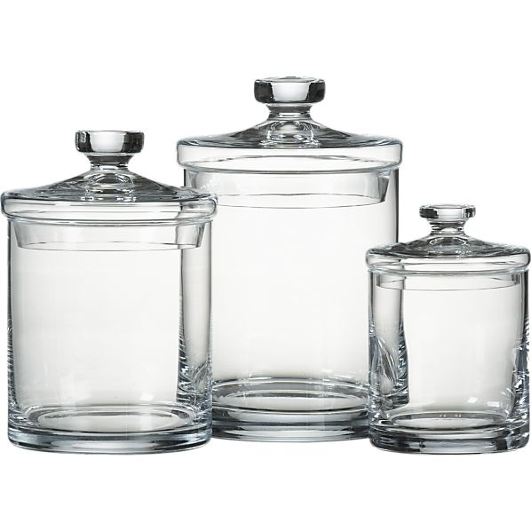 The 25 best Glass canisters ideas on Pinterest  Classic
