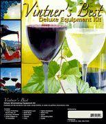 Deluxe Wine Making Equipment Kit by Vintner's Best®