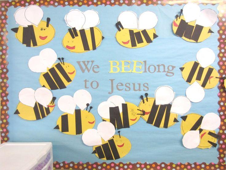 10 Easter Bulletin Board Ideas