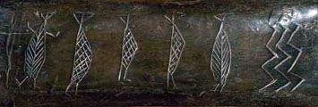 Oldtid (indtil år 1050). Hvordan så stenaldermenneskene ud? Jægerstenalderens mennesker var lavere, end vi er i dag. Kvindernes gennemsnitshøjde var 154 cm (svarende til nutidens 10 - 13 årige piger) og mændenes var 166 cm (svarende til nutidens 12 - 15 årige drenge). De blev gennemsnitligt 35 år, og de var mere robuste, end vi er i dag – på deres knogler ses spor af kraftige muskler. Fra barndommen var deres liv præget af fysisk aktivitet, derfor fik de kraftige muskler. Men de adskilte sig…