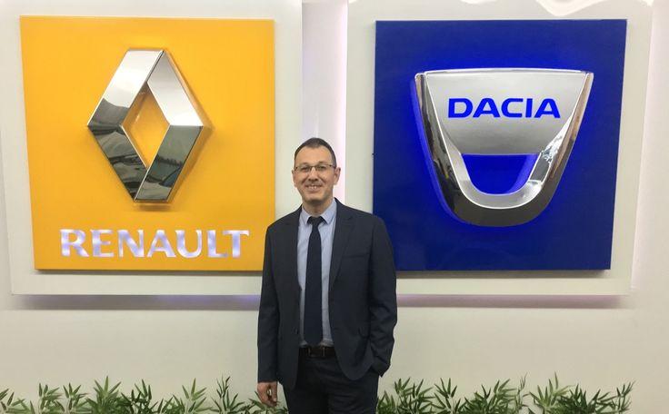 Renault Mais Kurumsal İletişim Direktörlüğü görevine Levent Kadagan atandı ve görevine başladı.