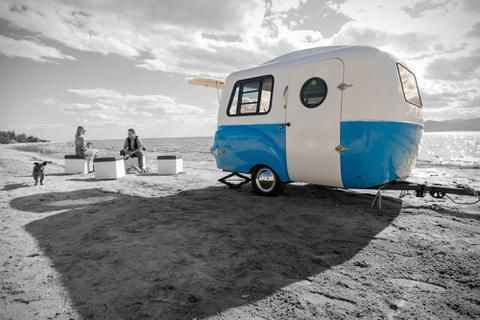 Truck-Less Travel Trailers: 5 Lightweight Campers You Can Pull With a  | RecPro.com