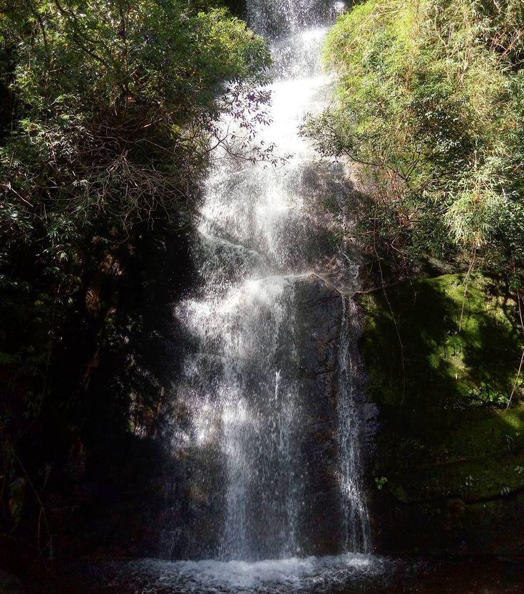 O melhor do frio é poder ir pra cachoeira praticamente sozinho Hahahaha duvido q nós peida pra água gelada duvidoo kkkkk sem os mlq sem noção sem barulho nem sujeira só paz e sossego hehehe bora mergulhar?  #amorsemfim #cachoeira #tibum #natureza #sossego #calmaria #vibe #sol #viva #eco #explore #waterfall #green #cachu #nature #calmaria #love #peace #vibe
