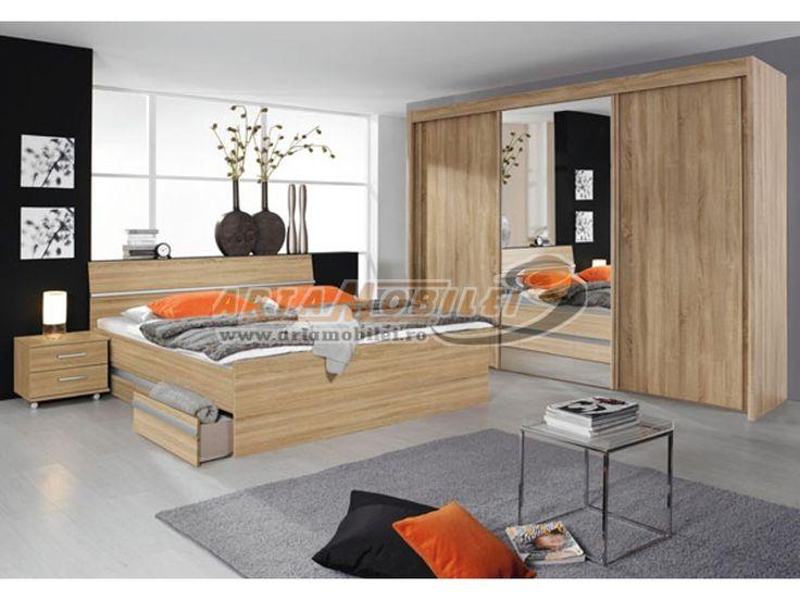 Mobila dormitor Raymon