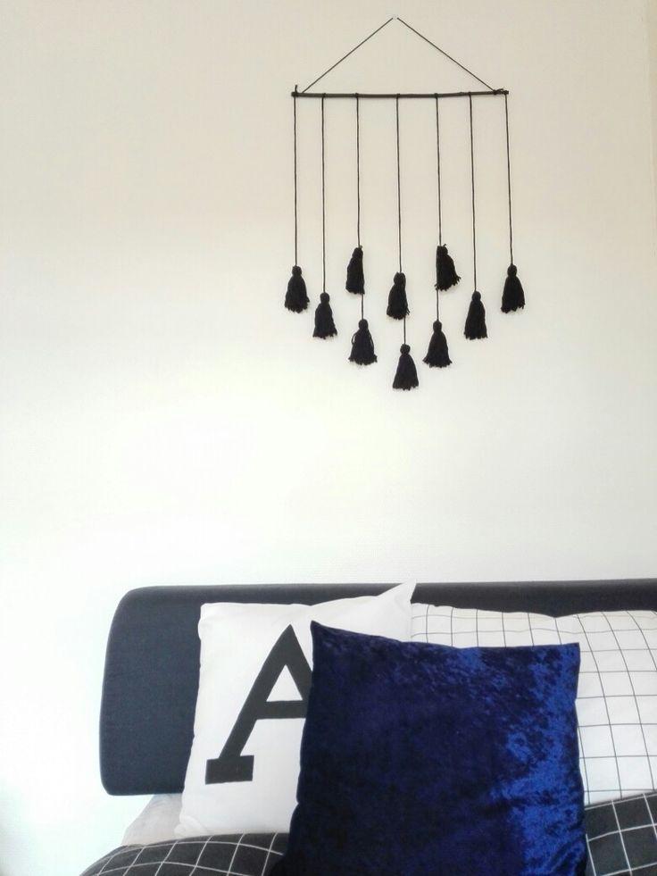 Cute and minimalist wall decor