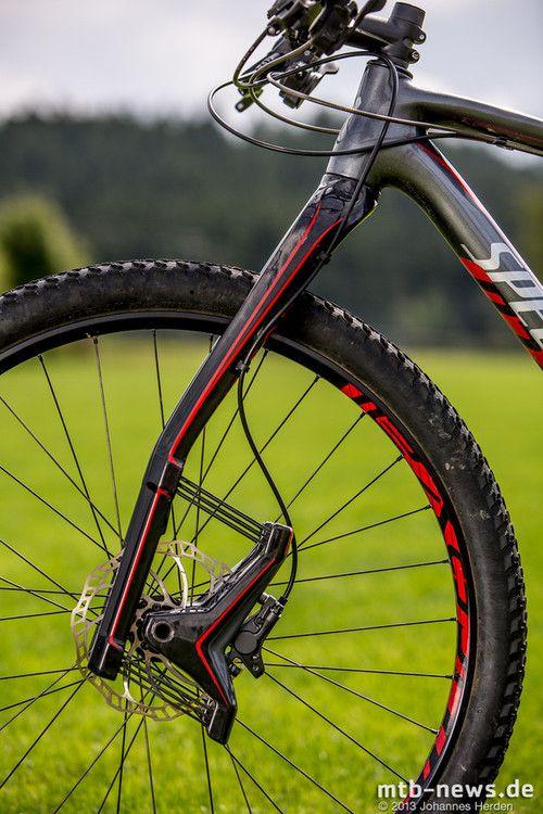 """Trail running Racer 29 """"- Carbon Leaf Spring Fork of..."""