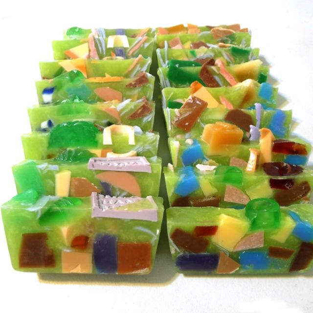 how to make hand soap with glycerin