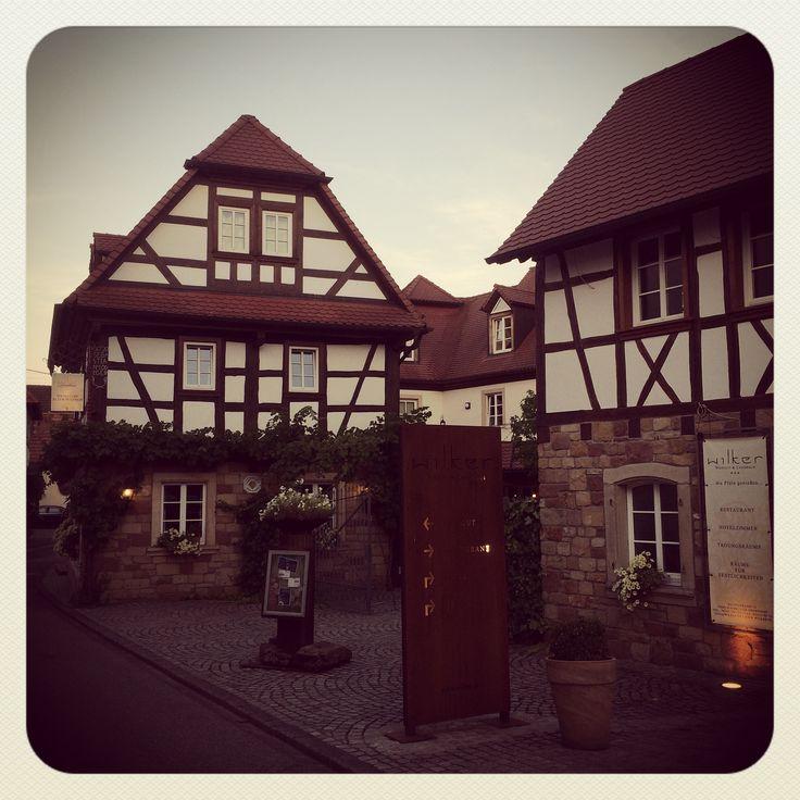 Wochenende, Wellness & Pfalz ...