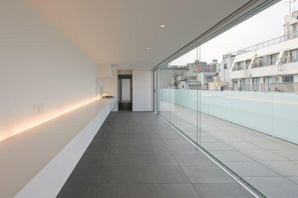 JA+U : Treform by Chiba Manabu Architects + Shinichi Ogawa & Associates + Office of Ryue Nishizawa ©Shinkenchiku-sha
