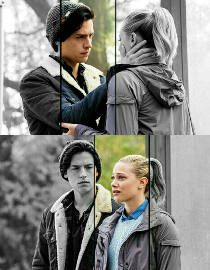 jughead and betty  bughead  riverdale  riverdale
