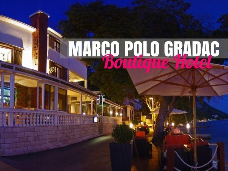 Boutique Hotel Marco Polo Gradac {Family-run} http://www.chasingthedonkey.com/boutique-hotel-marco-polo-gradac/?utm_campaign=coschedule&utm_source=pinterest&utm_medium=Chasing%20the%20Donkey%20(We%20Travel%20We%20Blog)&utm_content=Boutique%20Hotel%20Marco%20Polo%20Gradac%20%7BFamily-run%7D