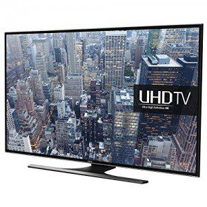 Samsung Series 6 JU6400 75-Inch Widescreen Flat Ultra HD Smart LED Television with Freeview HD