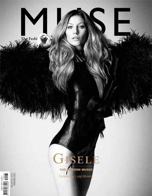 Gisele Bundchen Muse Magazine Cover: Inspiration, Muse Magazines, Muse Covers, Gisele Bundchen, Fashion Magazines, Magazines Covers, Gisele Bundchen, Photography, Giselebündchen