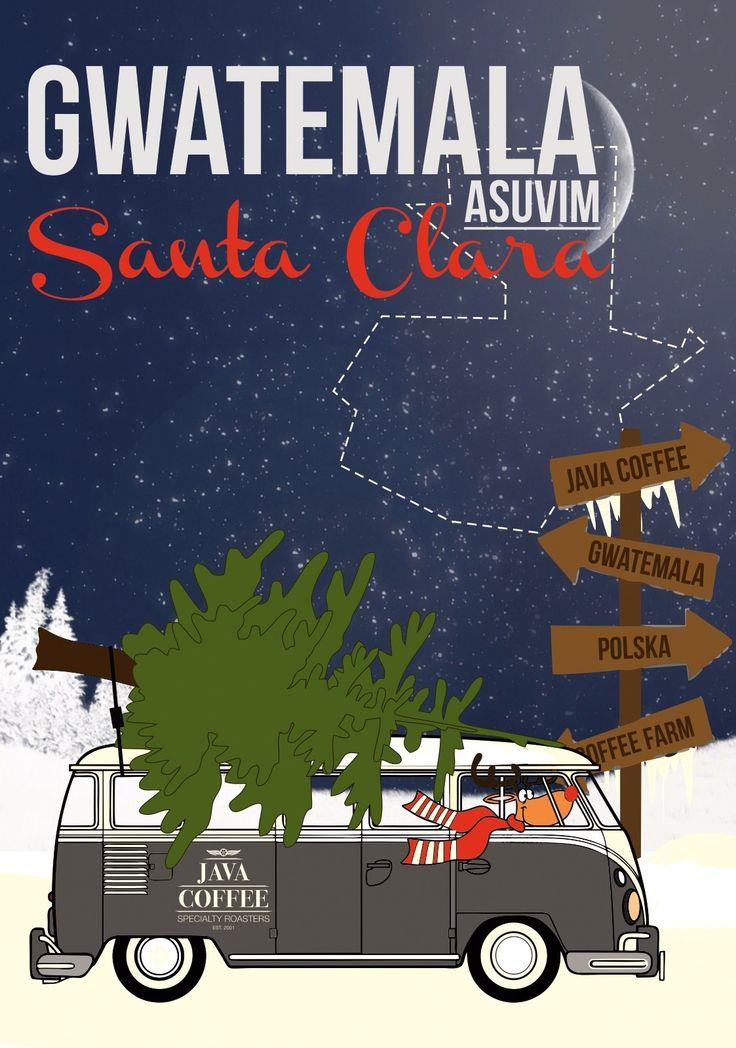 GWATEMALA ASUVIM Santa Clara http://javacoffee.pl/gwatemala_santaclara/