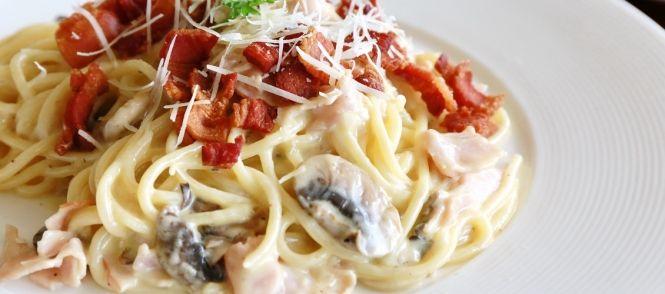 Pasta Carbonara recept | Smulweb.nl