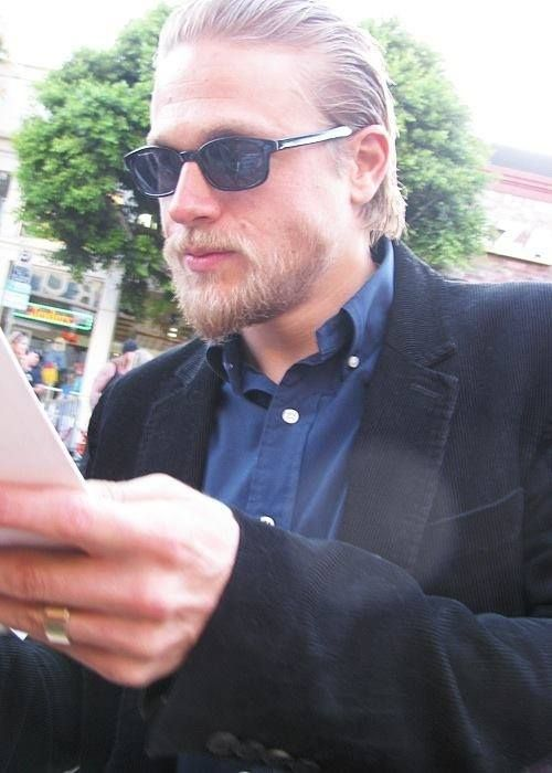 Fact Charlie Hunnam Refuses To Wear Anything Else But Kd