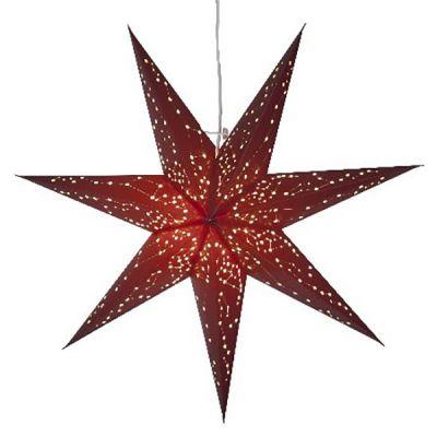 Galaxy 60cm - Adventsstjärna i Papper