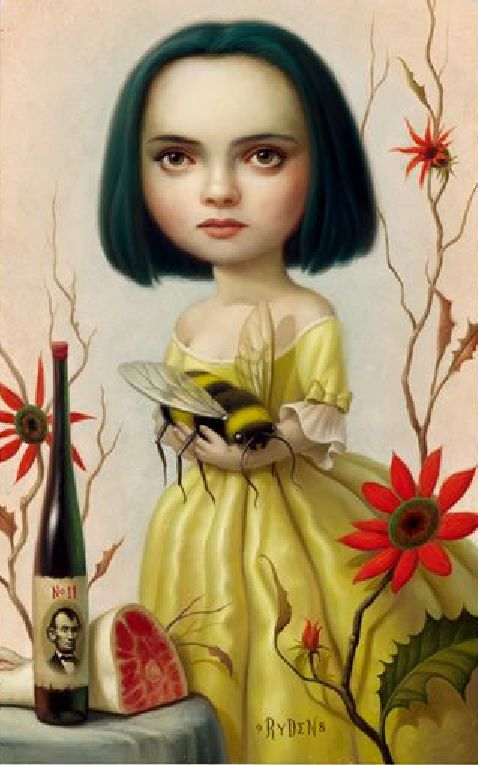 ≗ The Bee's Reverie ≗ Mark Ryden