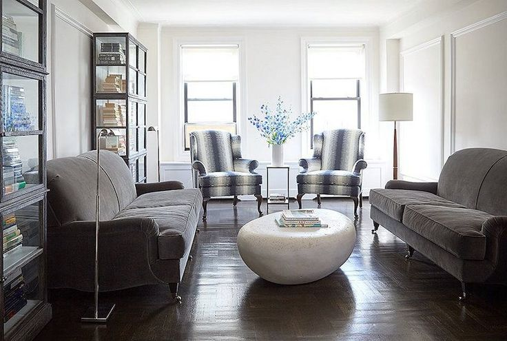 25 best ideas about furniture placement on pinterest - Traditional contemporary living room ...