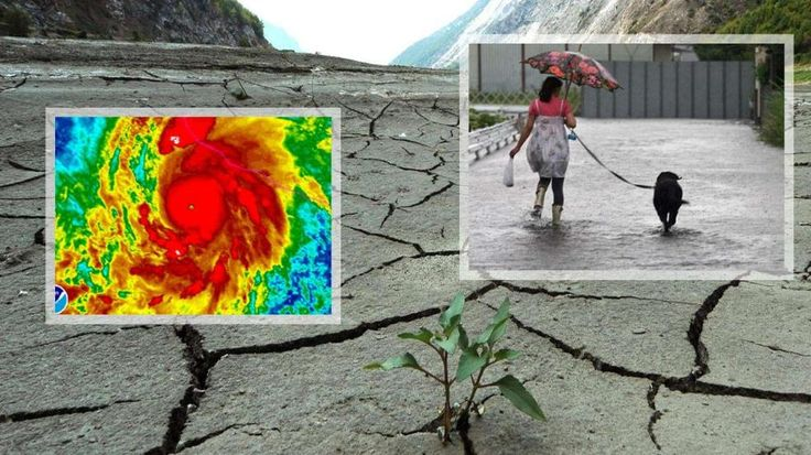 Kleine Schwester von El Niño noch schlimmer: Klimaexperten warnen vor La Niña - News Ausland - Bild.de