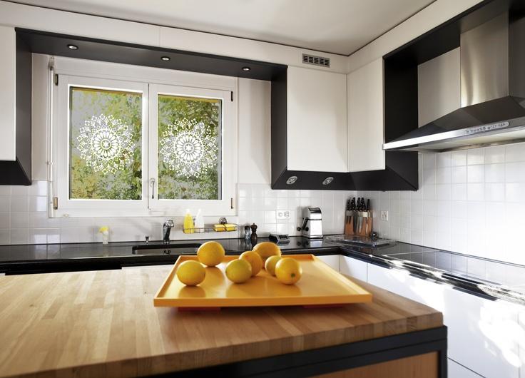 7 best Kitchen Decorative Window Film images on Pinterest ...