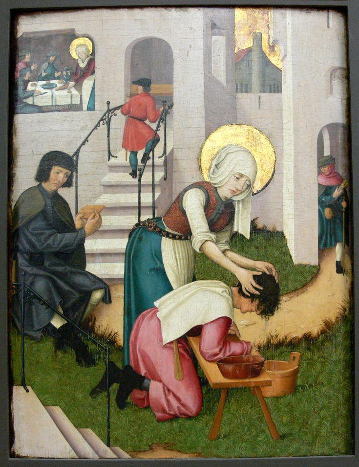 Santoral Virtual: 1 de septiembre, día de Santa Verena de Zurzach
